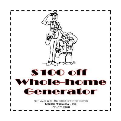 $100 off Dehumidifier Installed